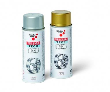 Sprühlack Felgenspray Felgen Acryllack gold / silber 400 ml