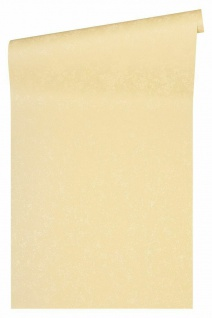 Versace 4 Design Luxus Uni Vlies Tapete gelb gold metallic 370507