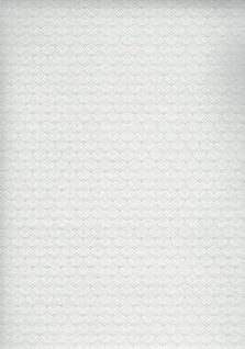 Vliestapete Stepp Optik Rautenprägung Glitzer grau 36897-4 Metropolitan Stories