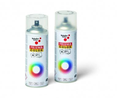 Sprühlack Klarlack Acryl Lackspray farblos transparent 400ml matt / glanz