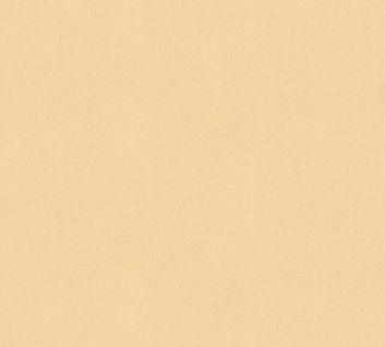 Vlies Tapete Uni Struktur Muster gelb gold glanz 34503-6 Chateau 5