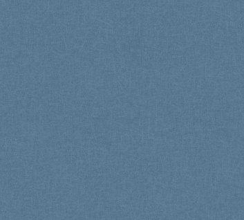 Vlies Tapete Uni petrol blau Design California 36396-1