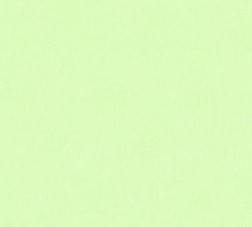 Vliestapete Kinder Uni hell grün einfarbig Little Stars 35834-3 - Vorschau 1