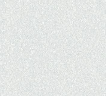 Grafisches Mosaik Muster Vlies Tapete weiß grau geometrisch Palila 363115