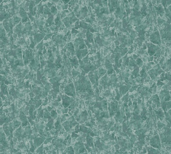 Vliestapete Uni Marmorstruktur grün metallic Großrolle 10, 05 x 1, 06 m 36325-1
