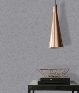 Vlies Tapete Spachtel Optik Beton Stein anthrazit grau Concrete 37835-5 / 378355