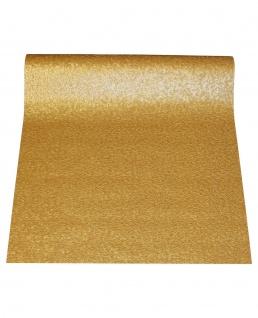 Gold metallic Uni Struktur Vliestapete DesignID BA220056 Steinwand
