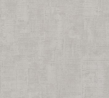 Vliestapete Uni grau beige Putzoptik 33594-3 Memory 3