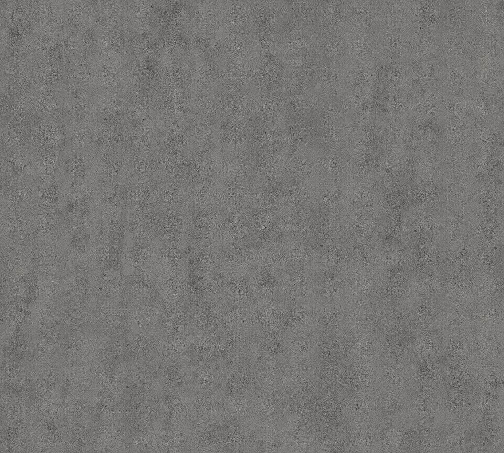 vlies tapete uni beton optik industrie look anthrazit california