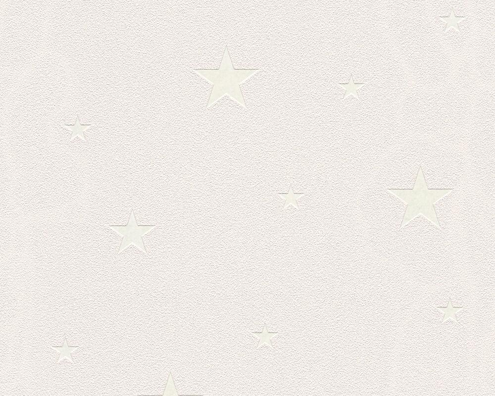 Leuchtende tapete fkh for Sternentapete grau