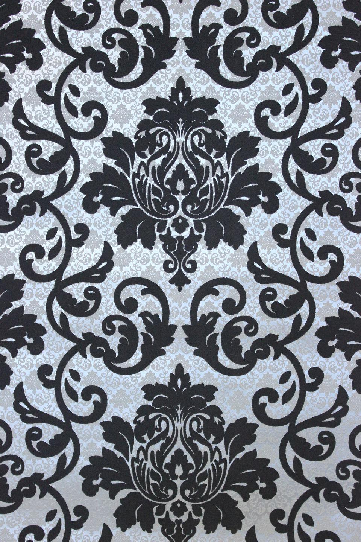 barock muster tapete tapete olivet with barock muster. Black Bedroom Furniture Sets. Home Design Ideas