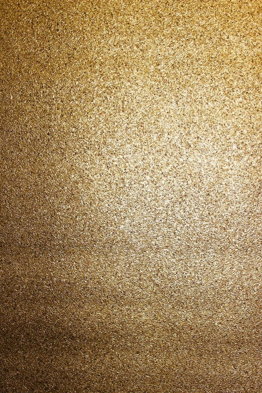 Vlies tapete gold uni struktur hochwertige qualit t stein for Tapeten in gold optik