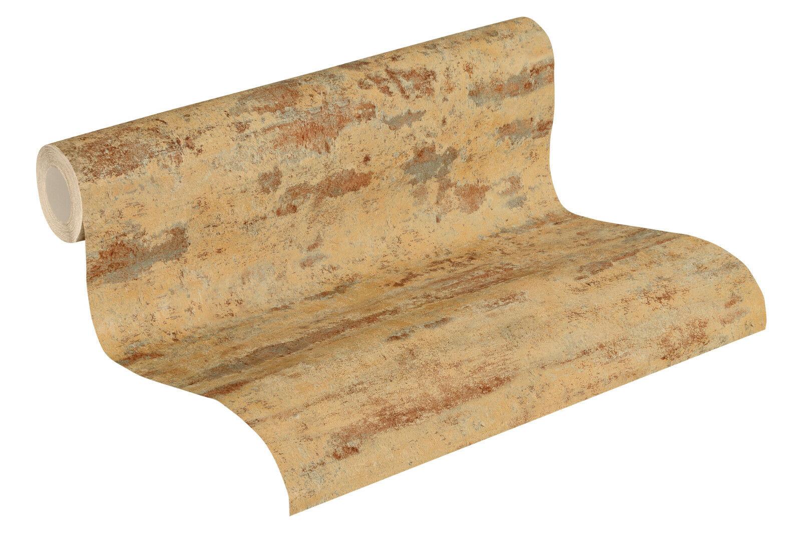 Vliestapete Used Beton Optik beige braun verwittert Industrial Loft 37415-1