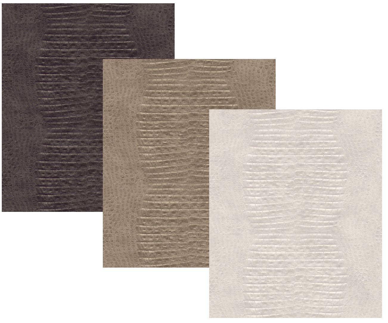 vlies tapete krokodil leder braun bronze gold creme. Black Bedroom Furniture Sets. Home Design Ideas