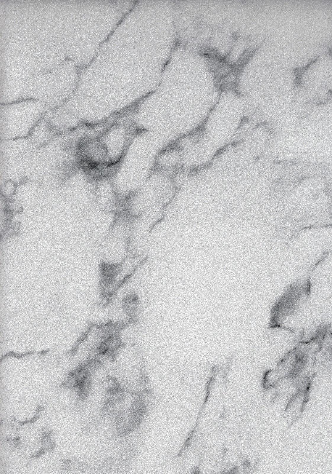 Vlies Tapete Marmor Platten Naturstein Fliesen Steintapete Weiß Grau Marble  1 ...