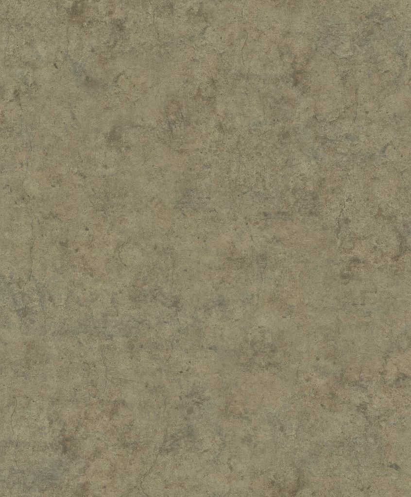 vliestapete stein beton optik oliv braun verwittert steinwand loft