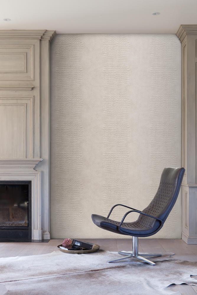 vlies tapete krokodil leder braun bronze gold creme metallic schimmer afrika kaufen bei. Black Bedroom Furniture Sets. Home Design Ideas