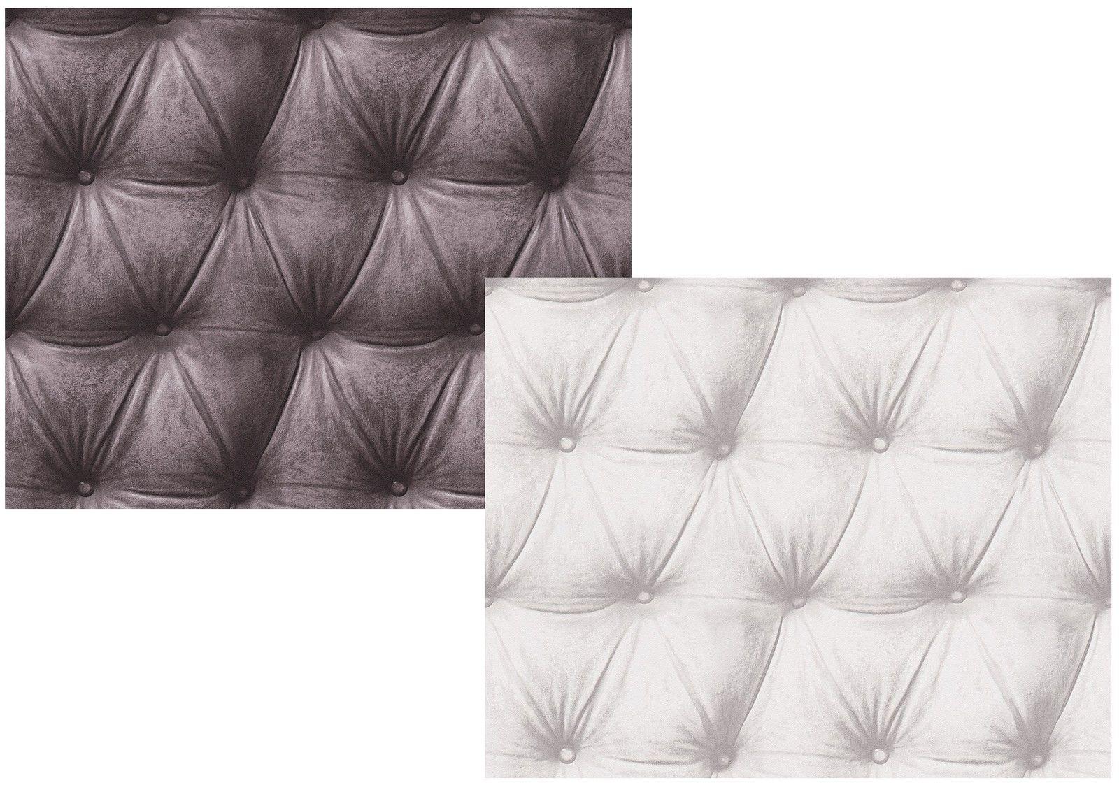 Tapeten design braun wohndesign for Design tapete grau