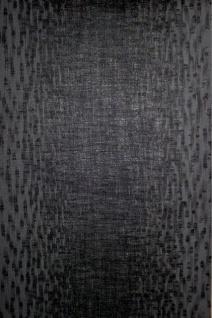 Vinyl Tapete grafisch Streifen glitzer effekt silber schwarz gestreift elegant