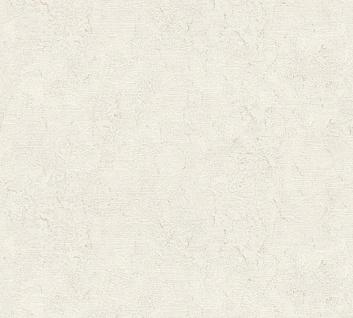Vliestapete Uni Struktur rose beige Großrolle 10, 05 x 1, 06 m 36389-4 Melange - Vorschau 1