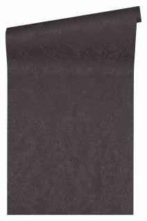 Versace 4 Design Luxus Uni Vlies Tapete schwarz metallic 370504