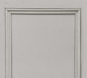 Vlies Tapete Holz Kassetten Optik Vertäfelung skandinavisch creme grau 36392-2