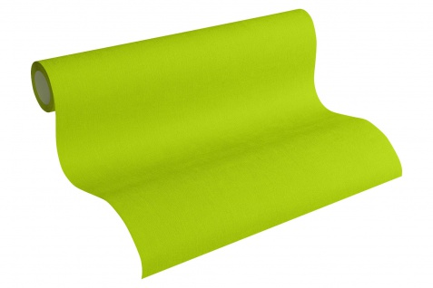 Vliestapete Uni Struktur grün 3462-16 Pop Colors