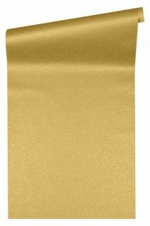 Versace 4 Design Luxus Uni Vlies Tapete gold gelb metallic 935823