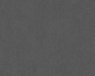 Vliestapete Uni Textil Optik Struktur anthrazit schwarz Elegance - 5th Avenue
