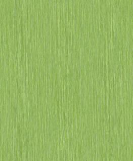 Vlies Tapete Uni Struktur grün silber 3610-40 Vertical Art