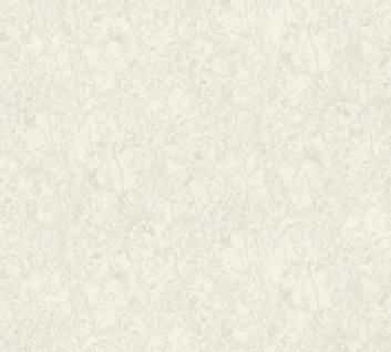 Vliestapete Uni Marmorstruktur creme metallic Großrolle 10, 05 x 1, 06 m 36325-5