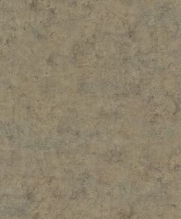 Vliestapete Stein Beton Optik oliv braun verwittert Steinwand Loft 219822
