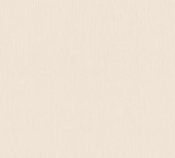 Vlies Tapete Uni Struktur creme hochwertig Architects Paper Alpha 33370-2
