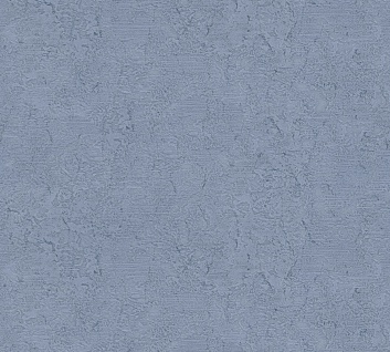 Vliestapete Uni Struktur blau Großrolle 10, 05 x 1, 06 m 36389-6 Melange