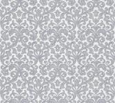 Vliestapete Ranken Barock silber grau metallic Großrolle 10, 05 x 1, 06 m 36388-1