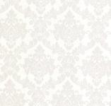Vliestapete Neobarock Ornament weiß Glitzer metallic glitter 13701-70