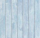 Vlies Tapete Holzoptik Paneele antik blau türkis holztapete holzbalken shabby