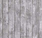 Vliestapete Holz Bretter Muster grau 35841-2 Little Stars Holztapete Paneele
