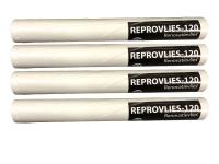 1 Rolle Renoviervlies 10 x 0, 56m=5, 6qm Malervlies Glattvlies 120g/qm weiß Tapete