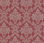 Vliestapete Neobarock Ornament rot gold Glitzer metallic glitter 13701-40