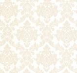Vliestapete Neobarock Ornament weiß creme Glitzer metallic glitter 13701-60