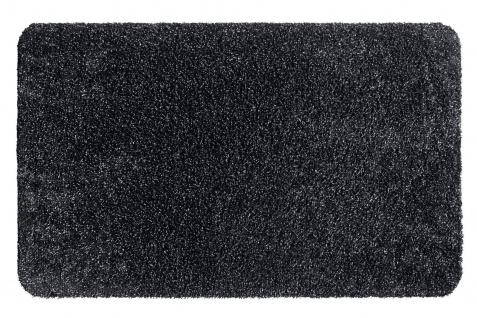 Fußmatte Aquastop Schmutzfangmatte 50 x 80 cm Bodenmatte waschbar versch. Farben - Vorschau 2