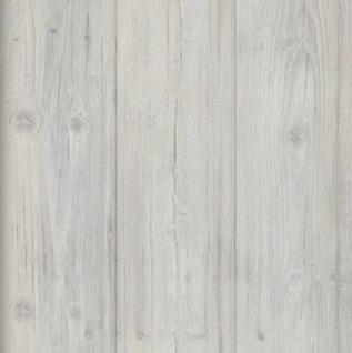 Vliestapete Antik Holz Muster rustikal grau beige / braun grau royal wood shabby - Vorschau 3