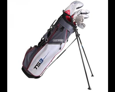 """U.S. Kids Golf Tour Series 10er-Set TS3 60"""" mit Standbag (für Mädchen und Jungen)"""