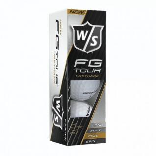 Wilson Staff FG Tour Urethane Golfbälle (12 Bälle) - Vorschau 2