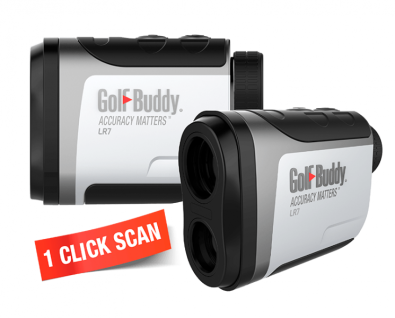 GolfBuddy LR7 Golf Laser Entfernungsmesser