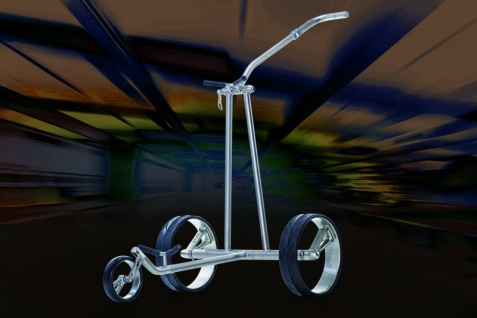 JuCad Phantom Titan Golf Trolley 4