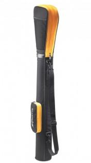 Silverline Golftasche PencilBag mit integrierter Schutzhaube und Außentasche