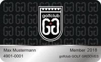 Golf Grooves Membercard - Vorschau 2