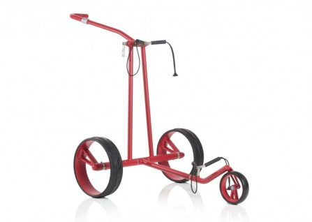 JuCad Phantom Red Golf Trolley